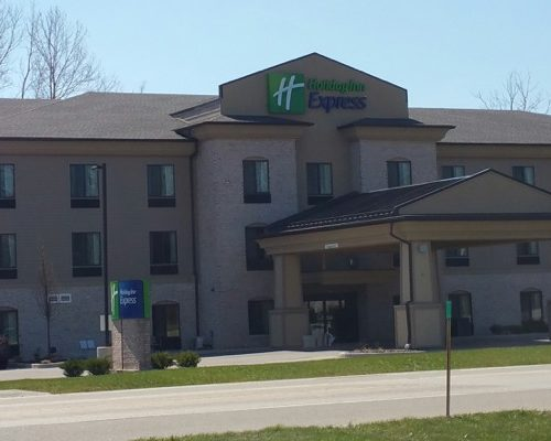 Holiday Inn Express Hastings MI