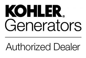 Kohler Generators Authorized Dealer